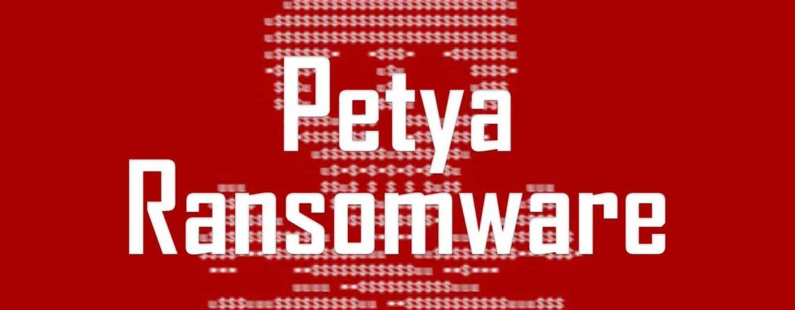 Petya ransomware: Una nueva amenaza global