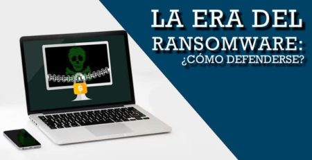 Ransomware: 10 tips para protegerse.