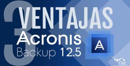 Acronis Backup 12.5 Nsit