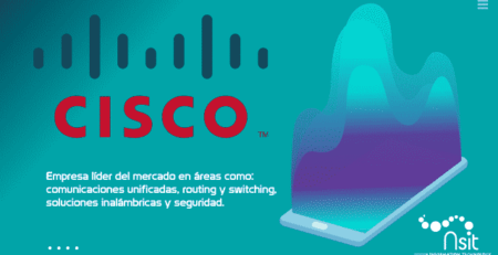 Cisco Colombia en Nsit