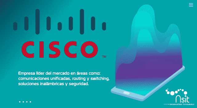 Cisco Colombia en Nsit