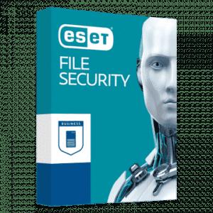 Eset File Security en Nsit