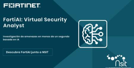 FortiAI Virtual Security Analyst - Nsit